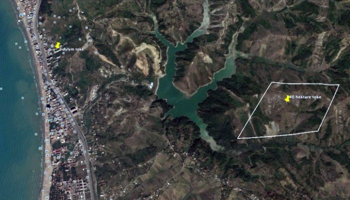 40 hektare toke ne Durres me 2 euro/m2