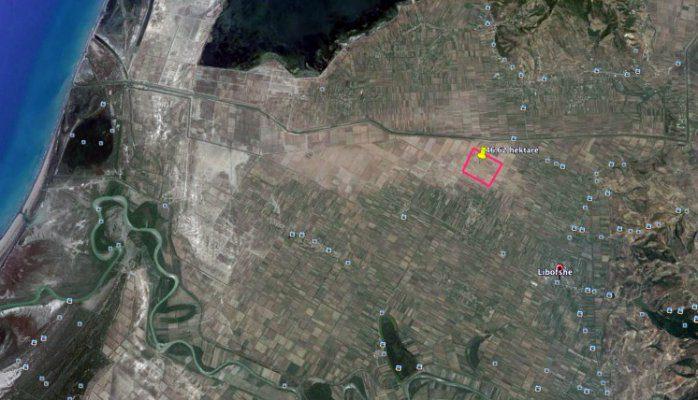 Toke bujqesore 46.62 hektare -Fier